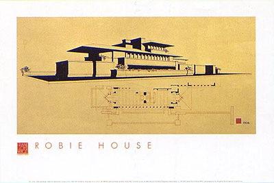 Robie house restoration project